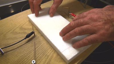 Slice Your Own Foam for Walkalong Gliders (Hotwire Cut Foam